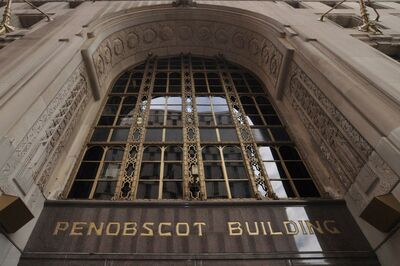 Penobscot Building Tickets