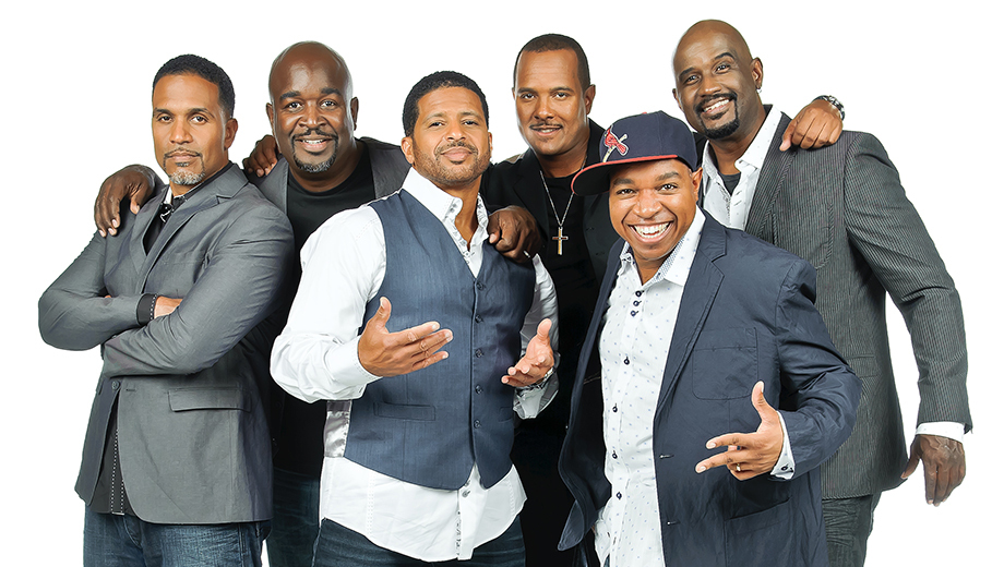 Take 6 Joins Forces With New Jersey Symphony Orchestra for Night of Holiday Music $29.00 - $44.00 ($58 value)