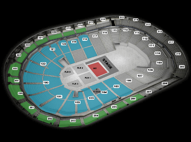 Infinite Energy Center Arena Atlanta Tickets Schedule Seating
