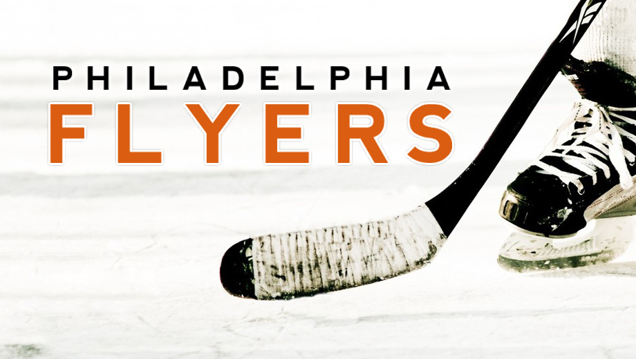 NHL Hockey Action With the Philadelphia Flyers $26.00 - $28.00 ($61.55 value)