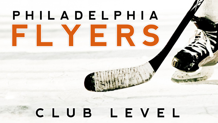 Philadelphia Flyers Club Box Seats: Catch the Game in Style $60.00 ($185 value)