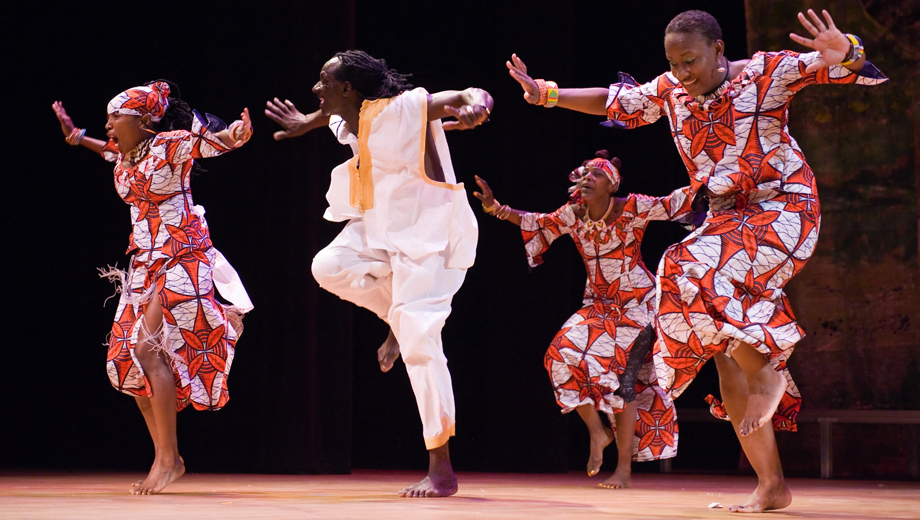 KanKouran Dance Company Presents Annual MLK Celebration Show $15.00 ($30 value)