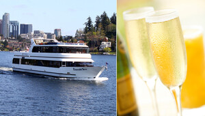 Sunday Brunch Cruise: Gourmet Buffet & Scenic Tour