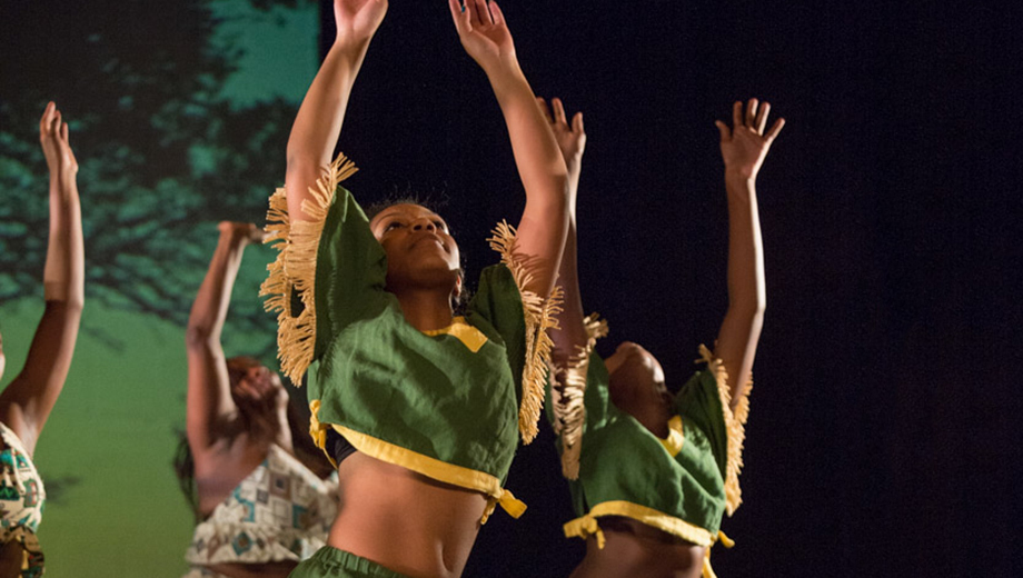 Coyaba Dance Theater: Electrifying West African Dance & Live Music $15.00 ($30 value)