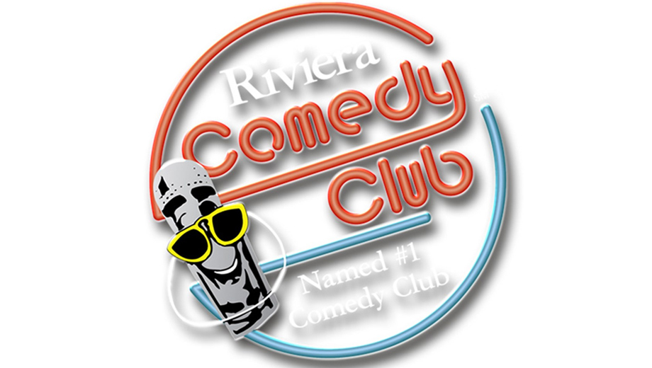 Riviera Comedy Club -- Voted Best Comedy Club in Vegas 7 Years in a Row $14.99 ($29.99 value)
