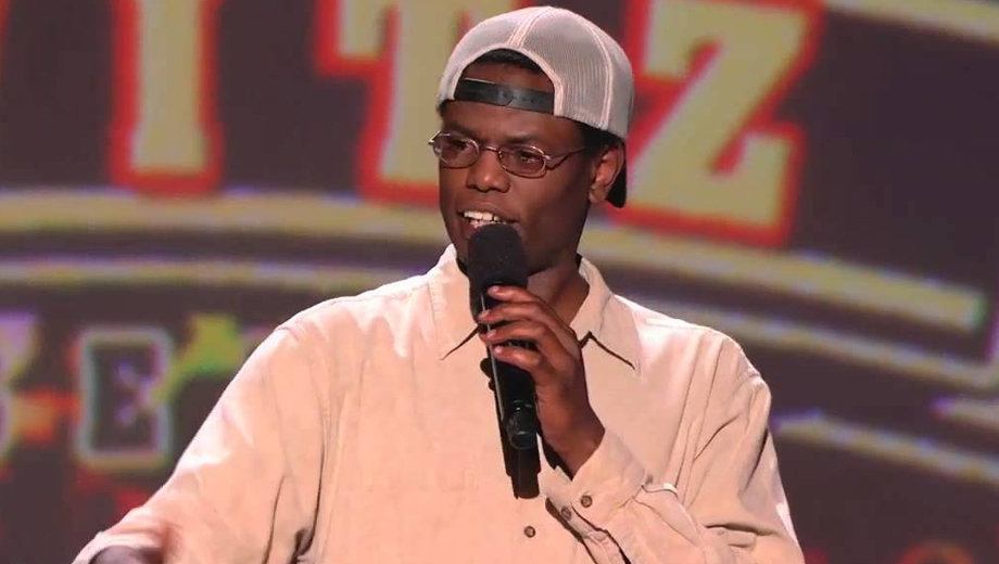 Comedian Daryl Wright (Comedy Central, Showtime) $5.00 ($10 value)
