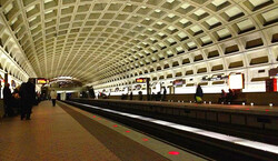 Farragut West Metro Station Tickets
