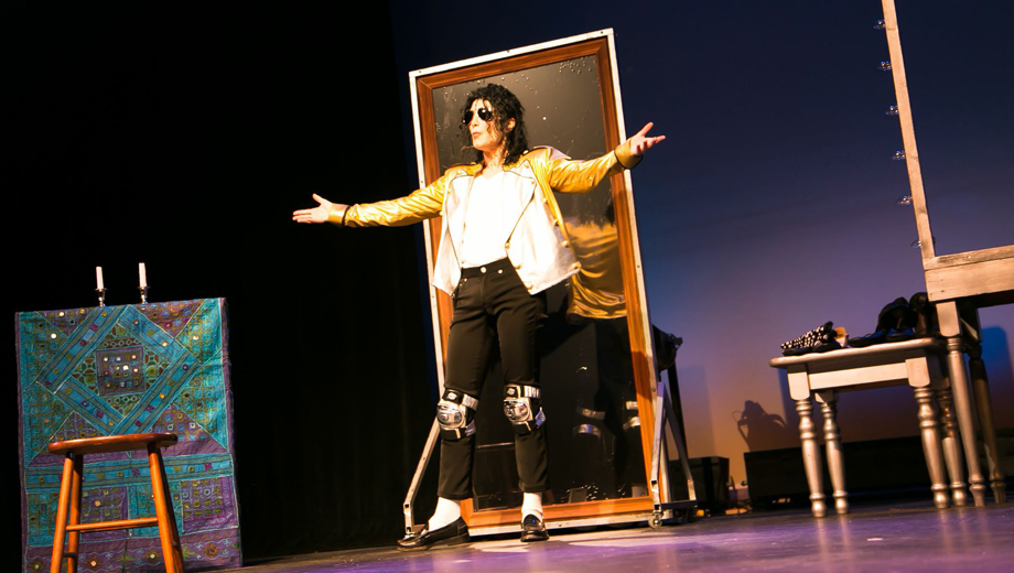 Michael Jackson Impersonator Devra Gregory's Highly Personal