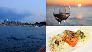 Sunset Dinner Cruise: 4-Course Dinner & Views