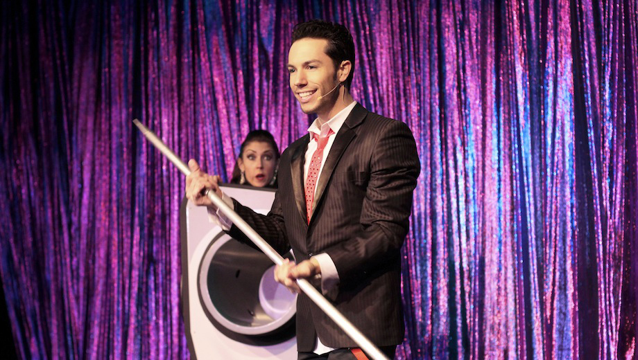 Superstar Magician Alex Ramon Performs Fresh Miracles in