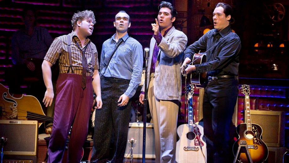 Broadway's Rock 'n' Roll Musical