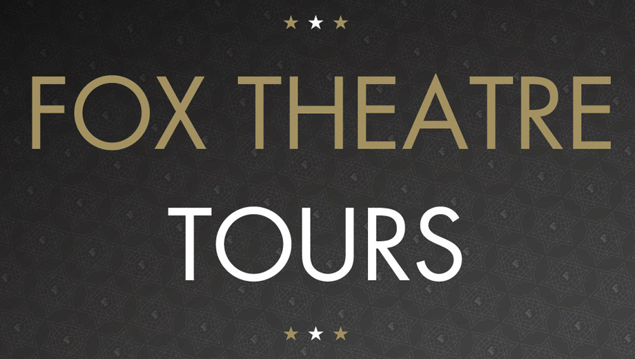 Explore the Fox Theatre on a Guided Tour $12.50 ($25 value)