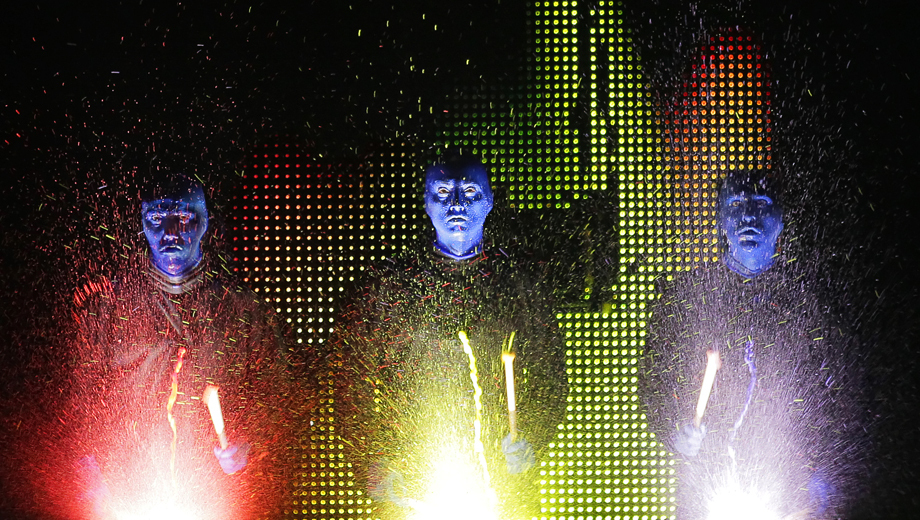 Blue Man Group: The Worldwide Sensation Comes to Dallas $45.00 - $65.00 ($85 value)