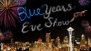 Blue Year's Eve