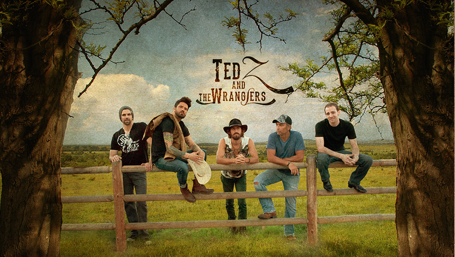 Country Rockers Ted Z and the Wranglers Headline