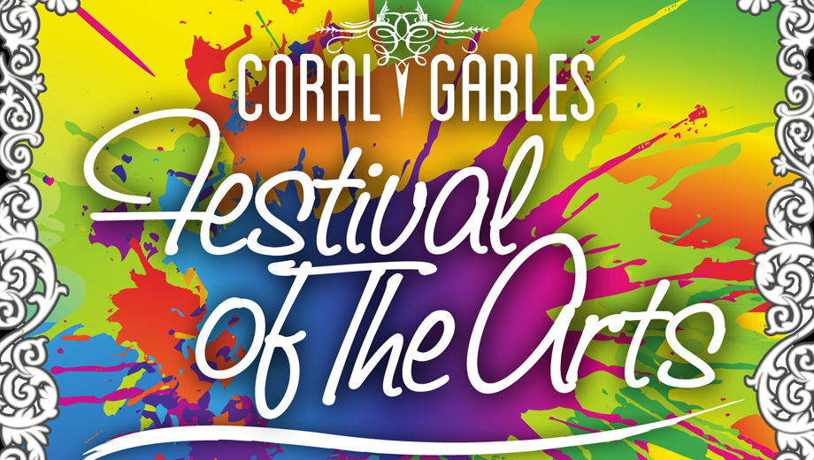 Art, Live Music & Delicious Food: Coral Gables Festival of the Arts COMP - $47.50 ($10 value)