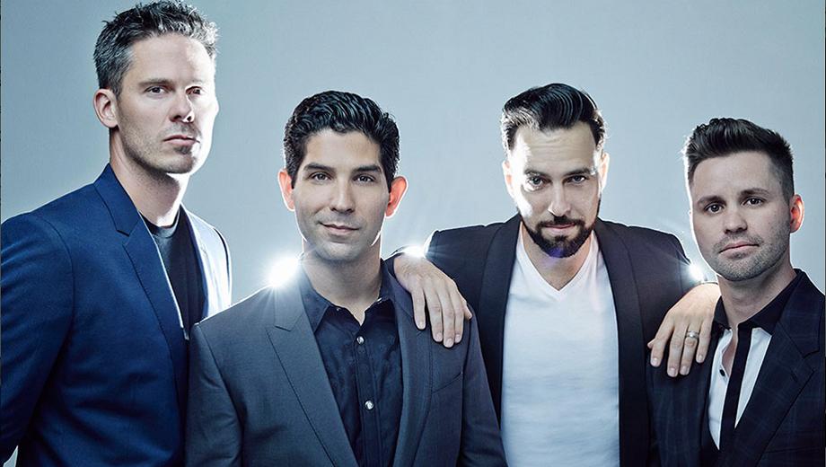 The Company Men Smash 6 Decades of Pop Into 1 Stylish Show $19.35 ($27.65 value)