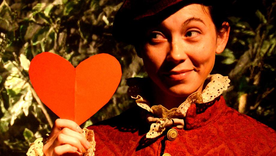 Shakespeare's Romantic Comedy