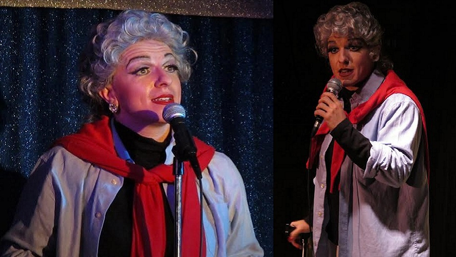 Peter Mac's Katharine Hepburn Tribute: