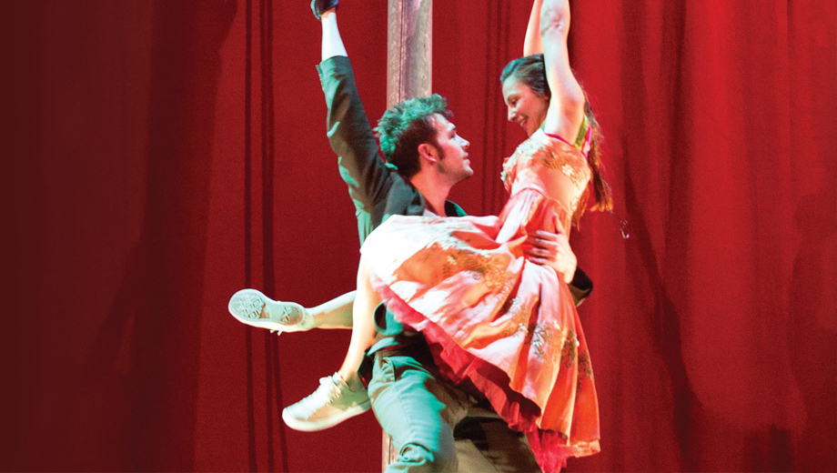Stunning Acrobatics & High-Flying Drama in