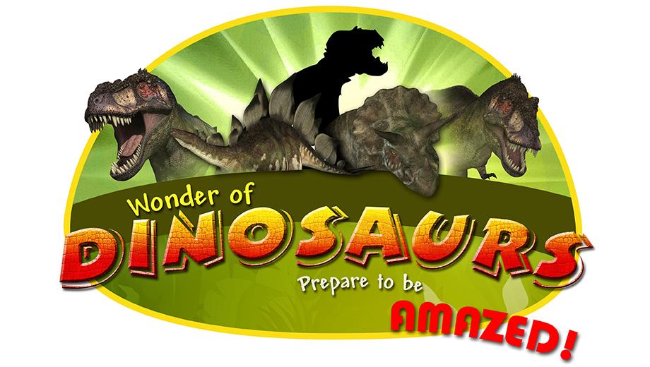 Dinosaur Display, Rides, Games & More at