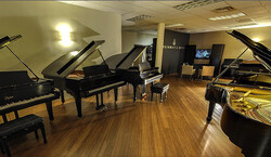 Steinway Piano Gallery Tickets