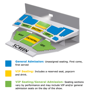 El capitan theatre los angeles tickets schedule seating charts