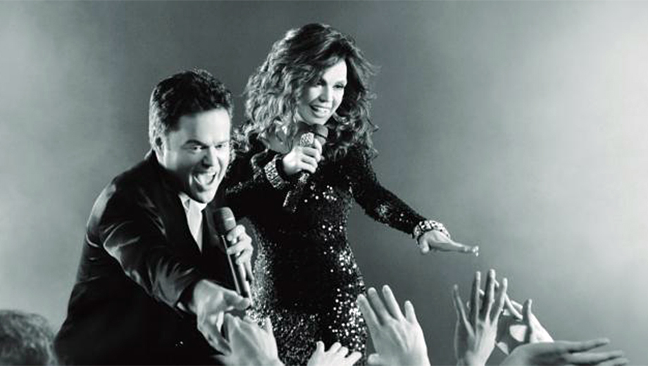 Donny & Marie Osmond Sing the Hits in Las Vegas $78.04 ($116.5 value)