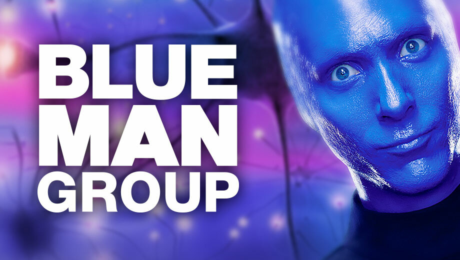 Blue Man Group: Las Vegas' Mega-Hit Show at the Monte Carlo $91.89 - $107.79 ($134.7 value)