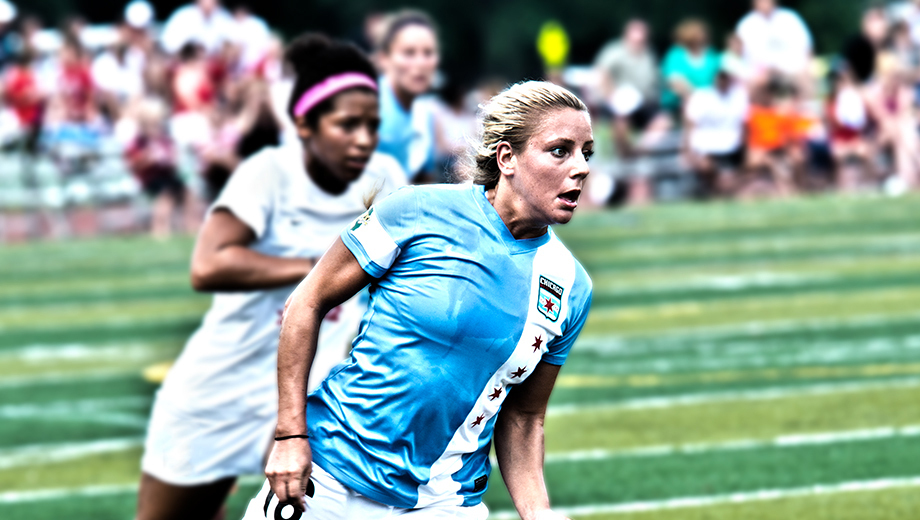 Chicago Red Stars Women's Soccer: Top Players on the Pitch COMP - $10.00 ($15 value)