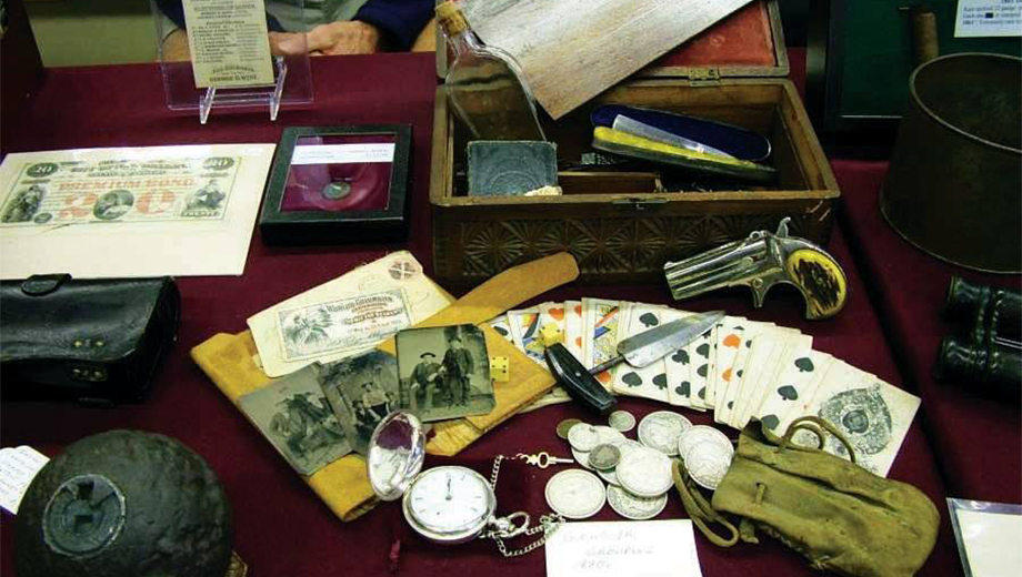 National Civil War Show: Historic Artifacts for Sale and on Display COMP - $12.50 ($9 value)