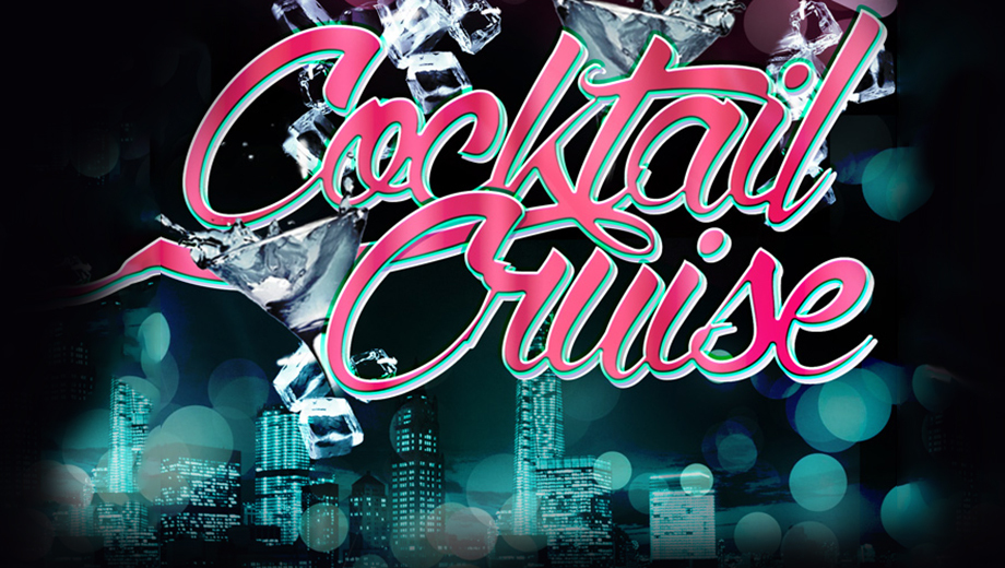 Saturday Night Cocktail Cruise With Live DJ $12.50 ($25 value)