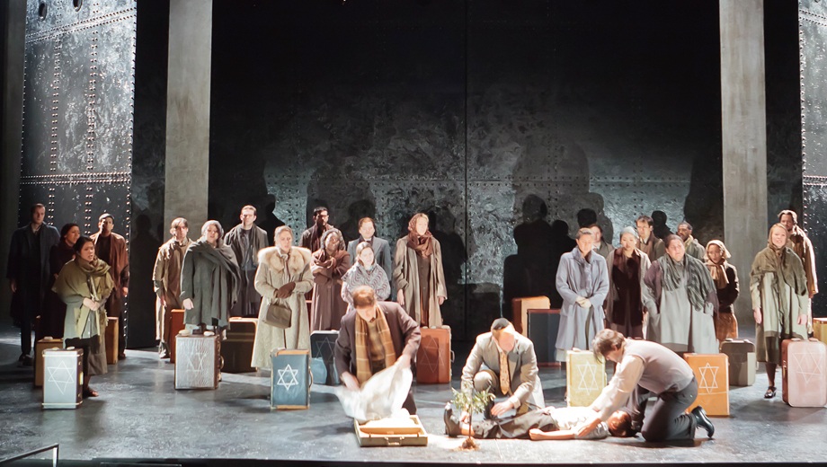 Modern Opera Explores Middle East Conflict $14.50 - $44.50 ($29 value)