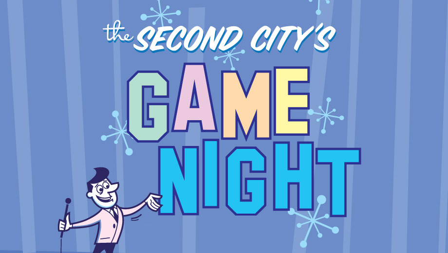 The Second City Improvises Its Way Through Game Shows $8.00 - $12.00 ($24 value)