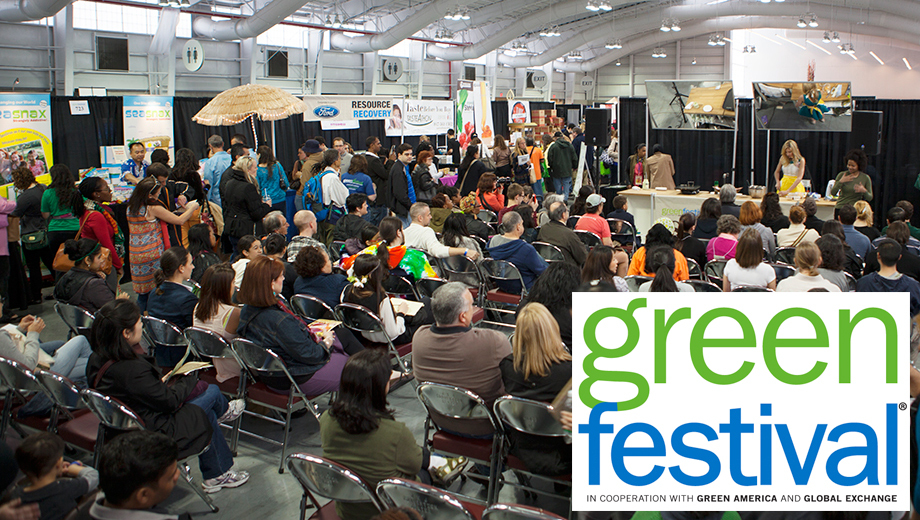 NYC Green Festival: Browse, Buy & Learn From the Best in Sustainable Living $5.00 - $10.00 ($10 value)