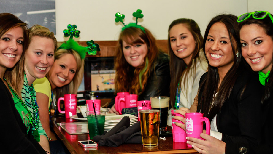 St. Pat's Pub Tour: Celebrate at Milwaukee's Best Bars $10.00 ($20 value)