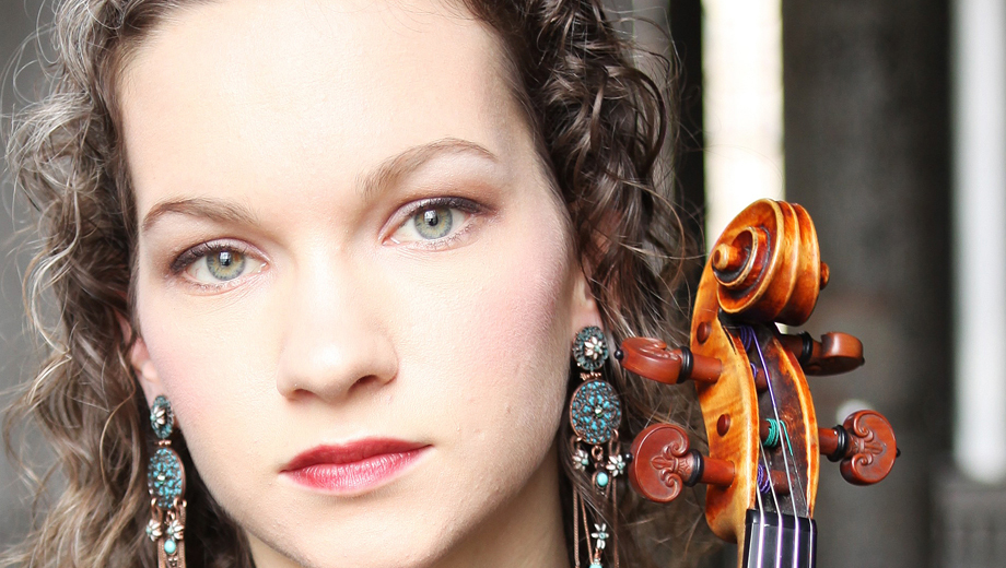 Violinist Hilary Hahn and the New Jersey Symphony Orchestra $18.00 - $35.50 ($36 value)
