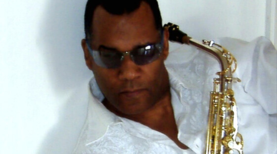 Jazz saxophonist wake campbell small