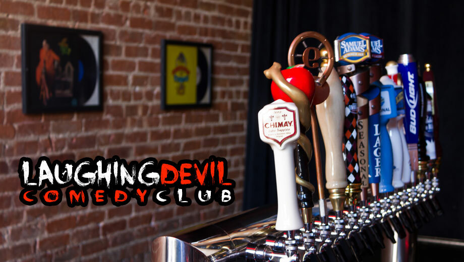 Stand-Up at Laughing Devil Comedy Club COMP ($15 value)