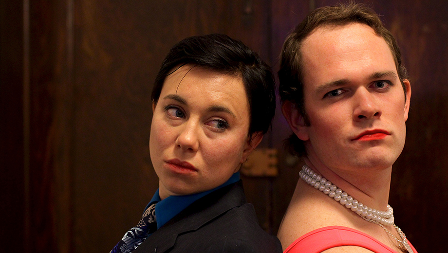 Choose Your Side in Gender-Bending Comedy