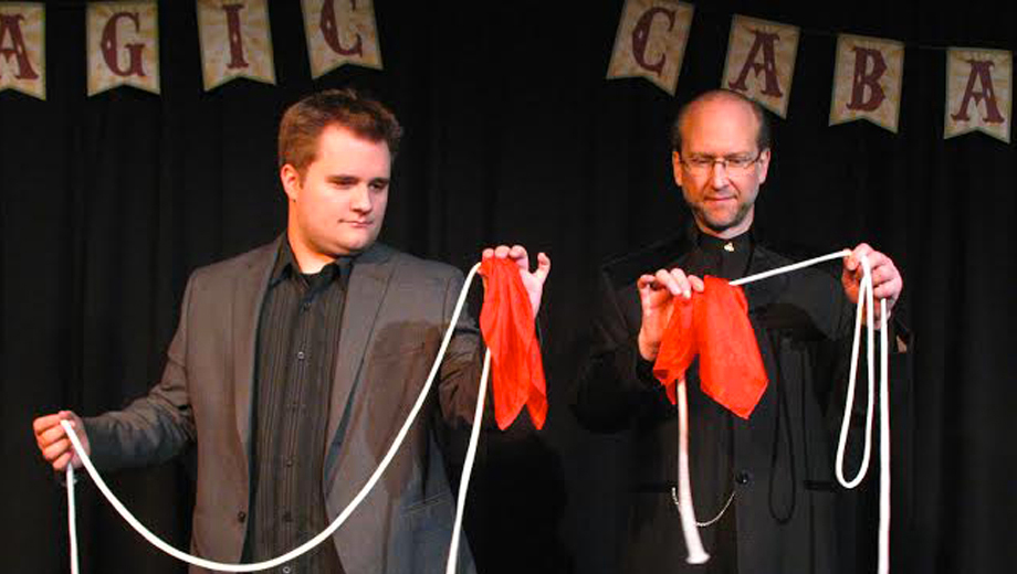 Chicago's Best Magic Performed Live at