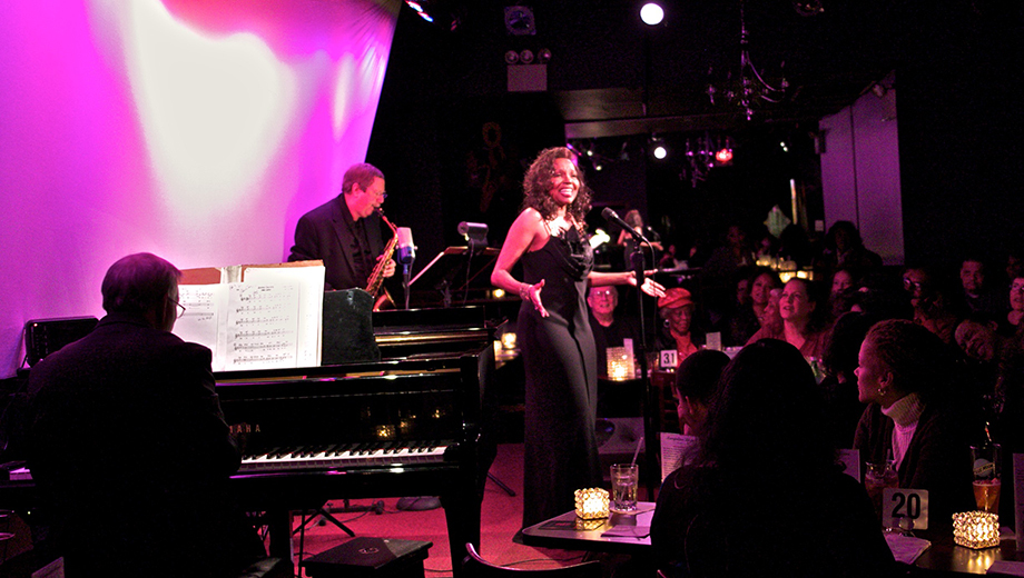 The Best of Cabaret and Jazz at the Metropolitan Room $10.00 - $16.25 ($20 value)