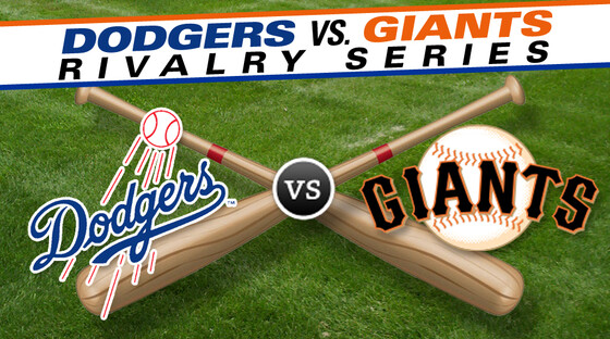 Mlb dodgers giants rivals