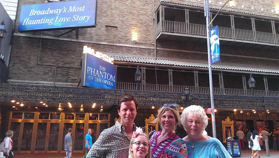 Sing-Along Walking Tour Reveals Broadway's Past & Present $20.00 ($40 value)