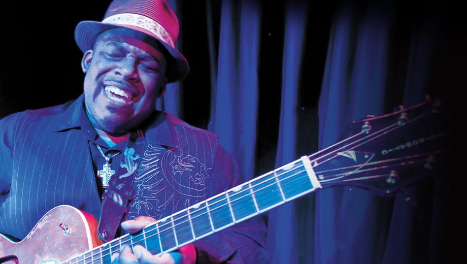 Slam Allen: Blues Singer & Guitar Slinger $6.00 ($12 value)