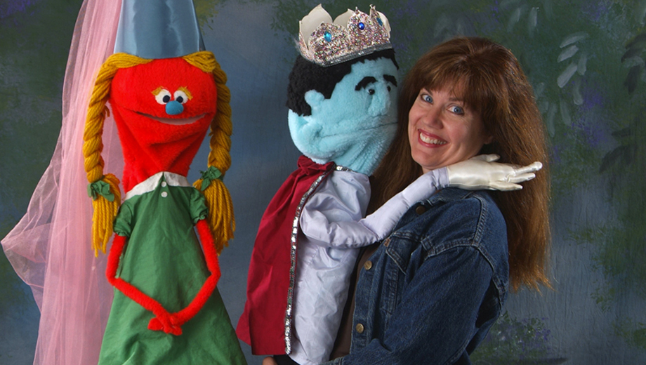 Kids Get in on the Act in Puppet-Filled