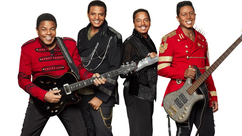 The Jacksons Reunite With