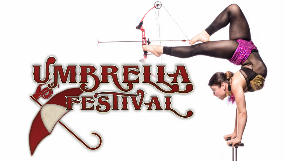 Umbrella Festival of Circus and Comedy Returns to Portland $10.00 - $20.00 ($17 value)