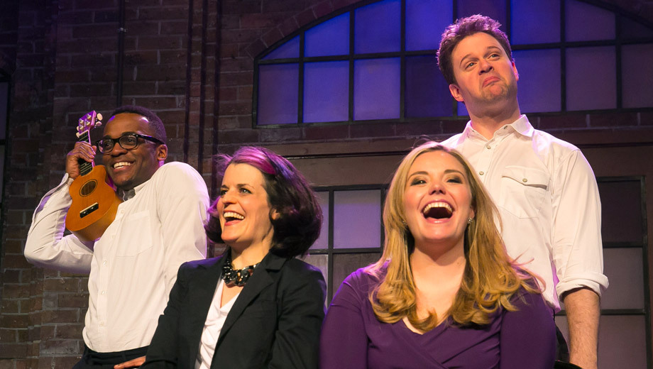Second City's New Musical Comedy Show