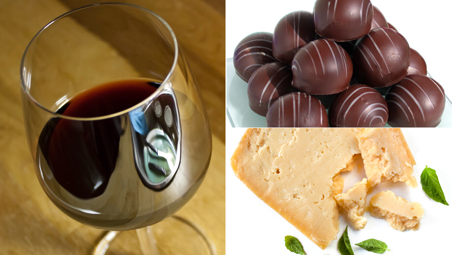 Wine, Cheese & Chocolate Tasting Class at Josie Restaurant $49.00 ($79 value)